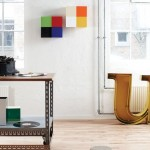 Creative Bright Wall Storage Boxes – Pixel by Umlaute Designbureau.