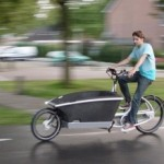 Urban Arrow electric assist bakfiets by Wytze van Mansum.