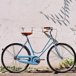 Finest Italian Bicycle Culture – CORVO CITTA Donna.