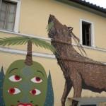 murals by erica il cane.