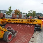 Amazing Brick Machine Rolls Out Roads Like. Carpet | Inhabitat – Green Design Will Save the World