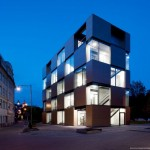 The NIK Building by Atelier Thomas Pucher & Alfred Bramberger.