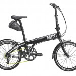 MINI Folding Bike – Absolutely Emission Free.