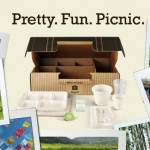 Its a pretty, fun, picnic in a box.