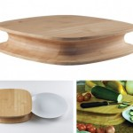 Grooved Chopping Board by Alessi.