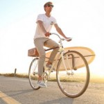 Almond Surfboards x Linus Summer Bicycle.