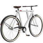The Vanmoof Bicycle.