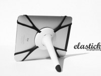 """Elastick"" The Perfect Stand for Your iPad."