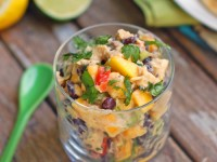 Mango Chicken Salad.