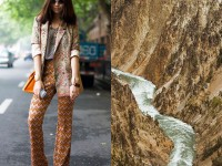 STREET STYLE & THE GREAT OUTDOORS.