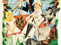 Leonard Weisgard's Stunning 1949 Alice in Wonderland.