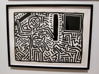 """Keith Haring: 1978-1982? @ Brooklyn Museum"