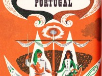 Vintage illustrations of European countries.