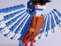 Lego British Bird Series.