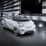 smart forspeed: zero emissions, great fun to drive and a cool design.
