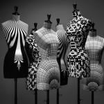 "Emmanuel Bossuet: "" Haute Couture Busts ""."