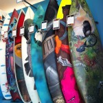 Greg Simkins & Deph Custom Surfboards.
