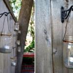 Make a Mason Jar Lantern.