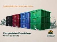 Composteiras Domésticas.