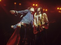 THE ROLLING STONES' 1972 AMERICAN TOUR.