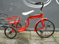 KURT'S TRICYCLE.