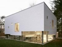 Haus W by Kraus Schönberg Architects.